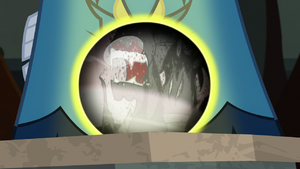 Crystal ball shows Sombra's eradication S9E2