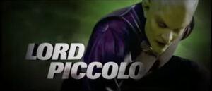 Dragonball Evolution Meet Lord Piccolo