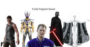 Easily Forgiven Squad