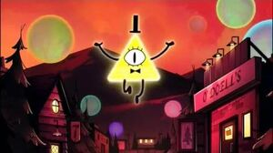 Gravity Falls The final battle has begun! Bill Cipher wreaks havoc on the town!