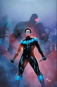 Nightwing Vol 4 75 Textless