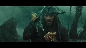 Pirates Of The Caribbean At World's End - Davy Jones' Death FULL HD