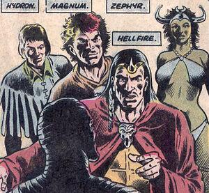 The Elementals (Marvel) 0003