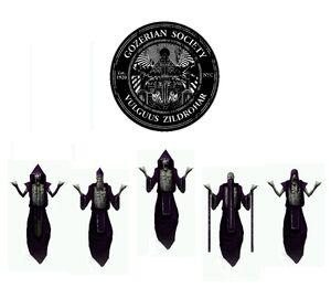 The Gozerian Society