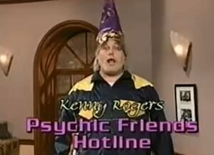 The Kenny Rogers Psychic Friends Hotline