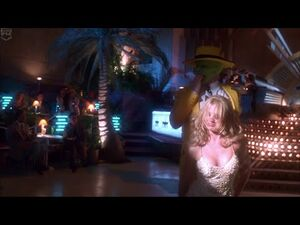 The Mask dance with Tina - The Mask