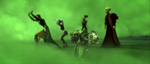 Chancellor Palpatine poison