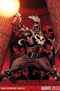 Dark Avengers Ares Vol 1 3 Textless (1)
