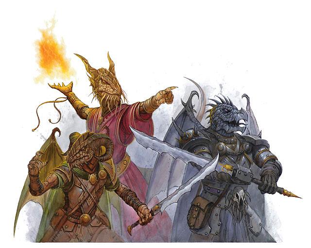 Draconians (Dragonlance)