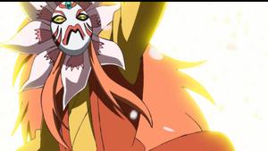 Kabukimon meets the three Chosen Ones