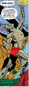 Killer Croc 0043