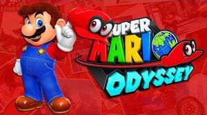 Molluseque-Lanceur Battle - Super Mario Odyssey OST