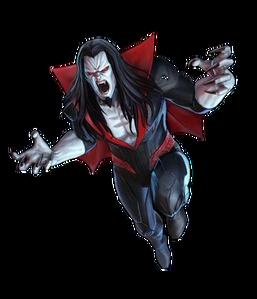Morbius MUA 3