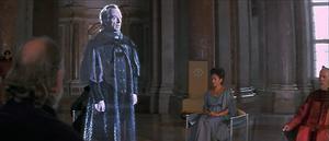 Senator Palpatine hologram