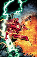 The Flash Vol 5 84 Textless