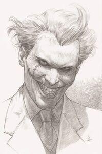 The Joker Vol 2 1 Textless Federici Variant
