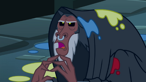 Tirek 'surprised that someone with your intellect' S4E25
