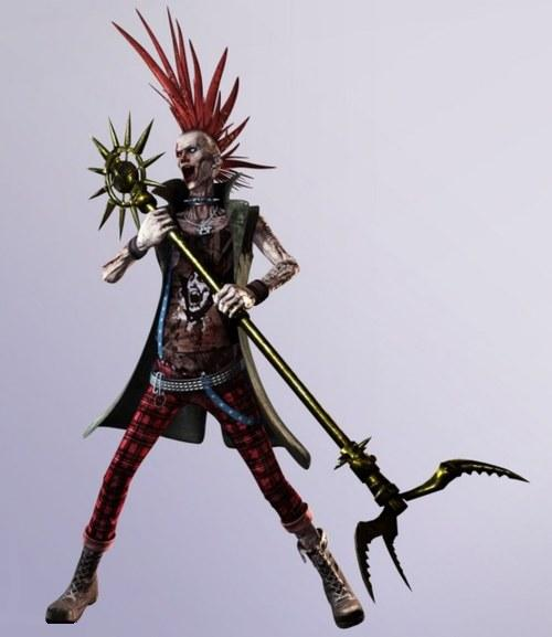 Zed (Lollipop Chainsaw)