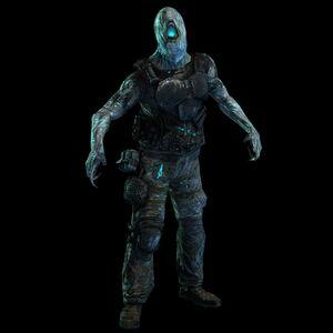 Cyborg Zombie CODO
