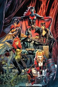 Detective Comics Vol 1 1000 Textless Anacleto Variant