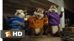 Disaster Movie (6 10) Movie CLIP - Demonic Chipmunks (2008) HD