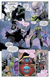 Jarro meet Legion of Doom