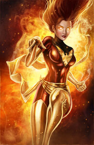 Jean Grey/Dark Phoenix