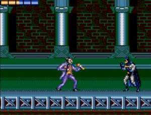Joker (final boss of Adventures of Batman and Robin for sega game gear)