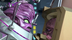 Kraang Suprime and Krang