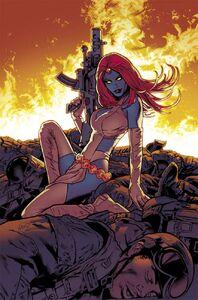 Mystique Marvel Comics