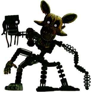 Phantom Mangle