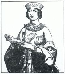 Queen Morgana le Fey