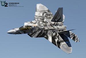 Decepticon F-22 Raptor