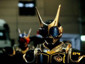 Kamen Rider G4 4