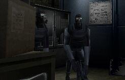 Resident Evil Survivor - Cleaner