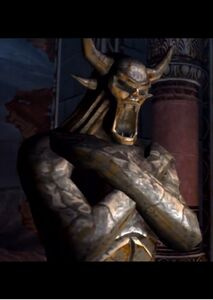 Statue of Hades (God of War)