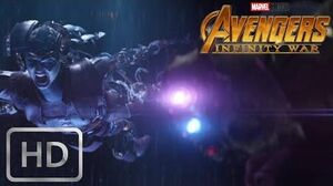 Torturing Nebula For The Location Of The Soul Stone - Avengers Infinity War (2018) Blu-ray 1080p