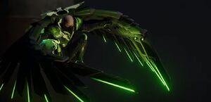 Vulture (Marvel's Spider-Man) 04