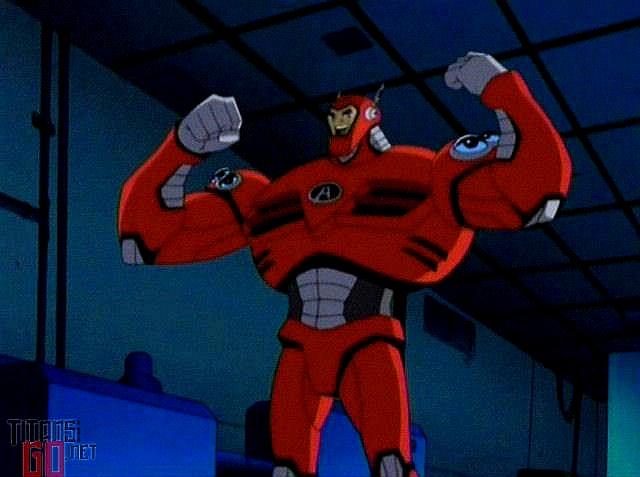 Adonis (Teen Titans)