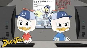 Dueling Interns DuckTales Disney XD