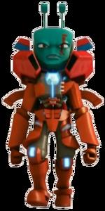 Ejo Jo combat suit
