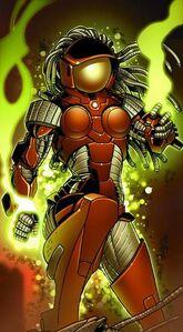 Galina Nemirovsky (Earth-616) from Invincible Iron Man Vol 1 516