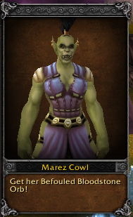 Marez Cowl