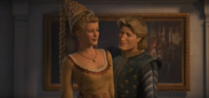 Shrek The Third- Charming and Rapunzel