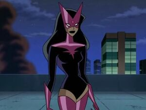 Star Sapphire (Animated Series)