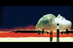 The End of Evangelion by akira kawaii kire
