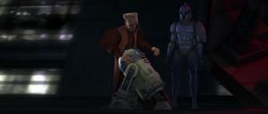 Chancellor Palpatine R2-D2