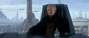 Chancellor Palpatine negotiations