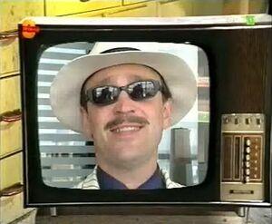 Don Dynamit TV Broadcast