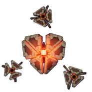 Enemy Ruin Cruiser